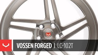 Vossen Forged | LC-102T Wheel | Platinum