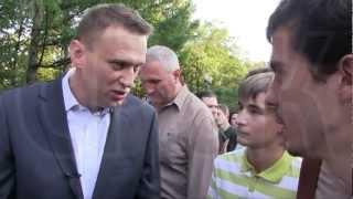 Срок/The Term. Эпизод 941. Навальный о недругах.