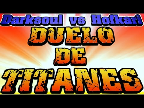 Darksoul vs Hofkari - Duelo de Titanes - COMBATE COMPLETO + Bonustrack