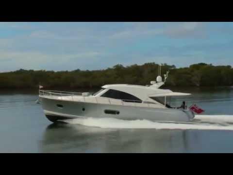 Belize 54 Sedan   R Marine Jones