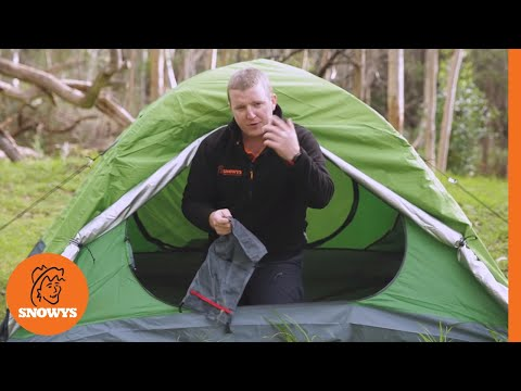 803 & Why I Chose the Boulder Creek 2 Person Tent - YouTube