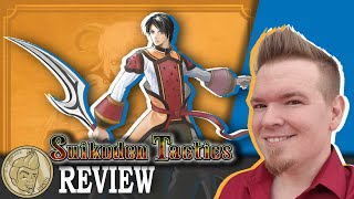 Suikoden Tactics Review! (PS2) The Game Collection!