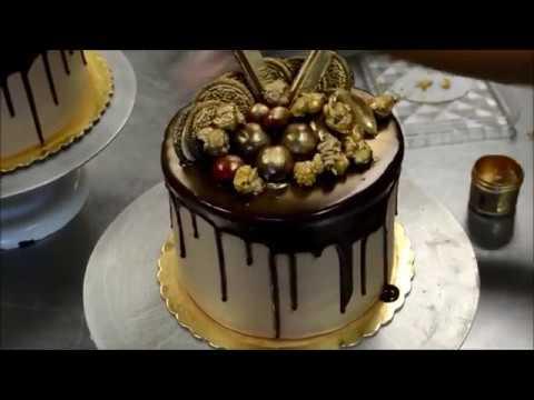 Украшение тортов | Как украсить торт на день рождения ...