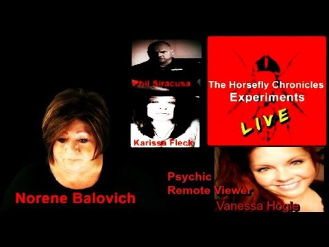 Real Paranormal Activity Psychic Session Remote Viewing - Official Horsefly Chronicles Series