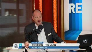 peter king of the mmqb talks on colin kaepernick s situation with the 49ers 8 24 16