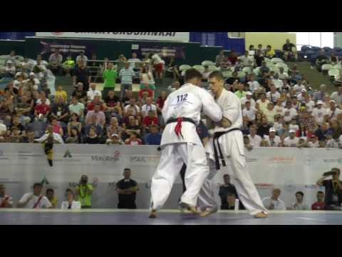 Salahat Hasanov VS  Maxim Smolyakov