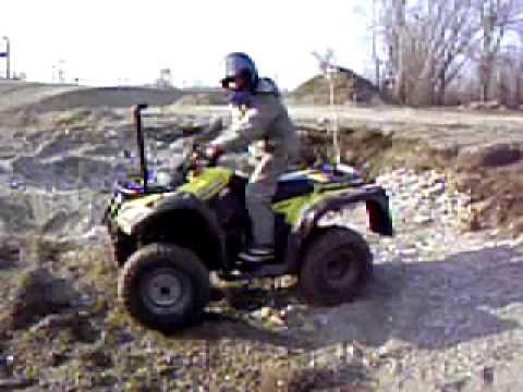 Suzuki Ozark Rims