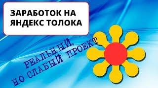Заработок на Яндекс Толока: суть, личный опыт, плюсы и минусы (ПРОВЕРЕНО НА СЕБЕ #2)