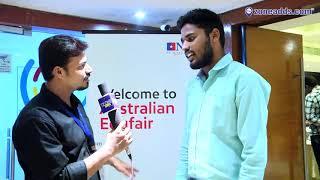 NEC Edu Fair 2019     Neptune Educational Consultants   Bite 03    Taj Deccan    zoneadds.com