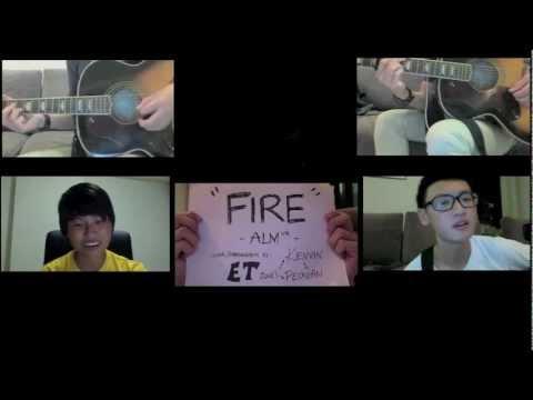 FIRE(cover/arrangement) by Abundant Life Ministries