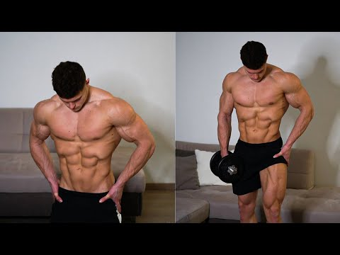 Total body workout using only ONE DUMBBELL