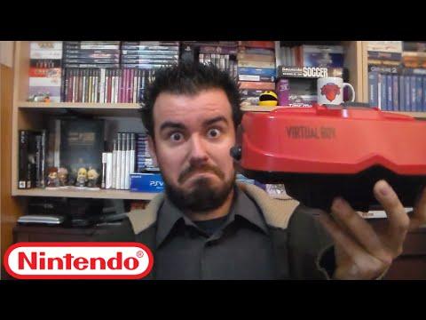 VIRTUAL BOY (Nintendo) - Opinión acerca del sistema y algunos de sus juegos destacados