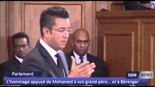 L hommage appuy de Mohamed son grand p re... et B renger