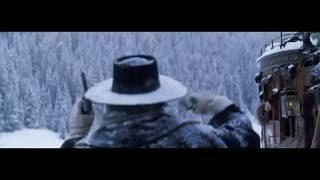 Омерзительная восьмерка (The Hateful Eight) -  Трейлер на русском (2015)