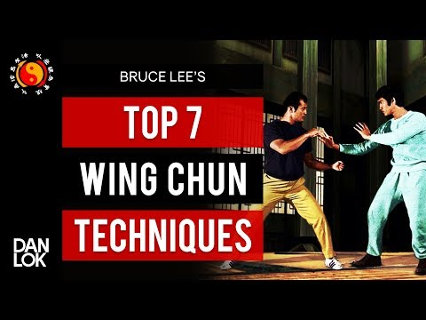 Top 7 Wing Chun Techniques