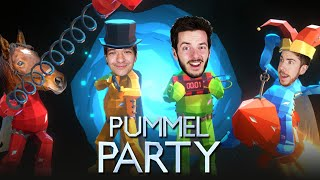 PUMMEL PARTY NON family friendly