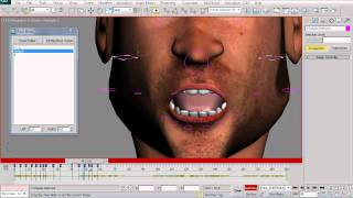 CAT Face Animation in 3ds Max_Part_3