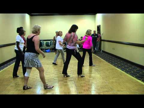 Step in the name of Love Line Dance    Jackie Bates