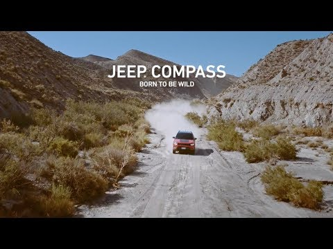"Jeep Compass - ""Born to be Wild"""