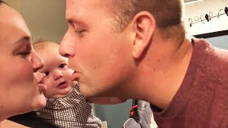Cutest Baby Get Jealous With Daddy - Funny Baby Video