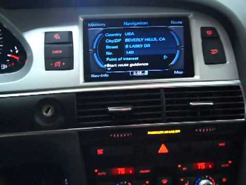 2010 Audi A6 42L Prestige  Sport Package  YouTube