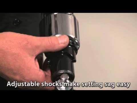 Progressive Suspension 412 Series Shock