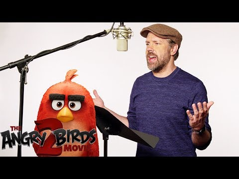 The Angry Birds Movie 2 Behind The Voices Youtube