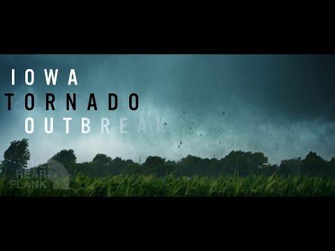 IOWA TORNADO OUTBREAK, July 14, 2021 - The Rear Flank Ep. 4: 'Lieowa'