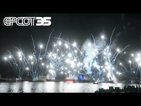 Ending Epcot's 35th Anniversary with a special IllumiNations: Reflections of Earth!