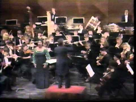 Barber Death of Cleopatra by the Juilliard Orchestra