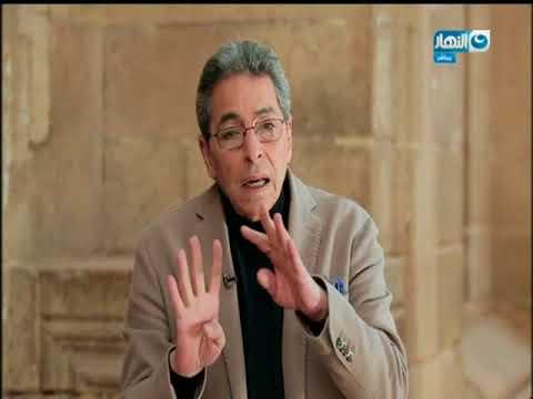 محمود سعد من مسجد الأمام الشافعى: أماكن مصر كلها دروس لوعايز تتعلم لازم تقف عند الأمام الشافعى