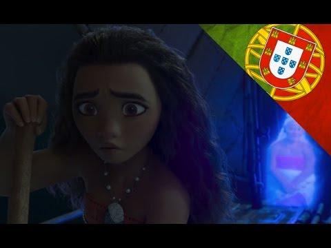 Moana / Vaiana - I Am Moana - Portuguese Movie Version