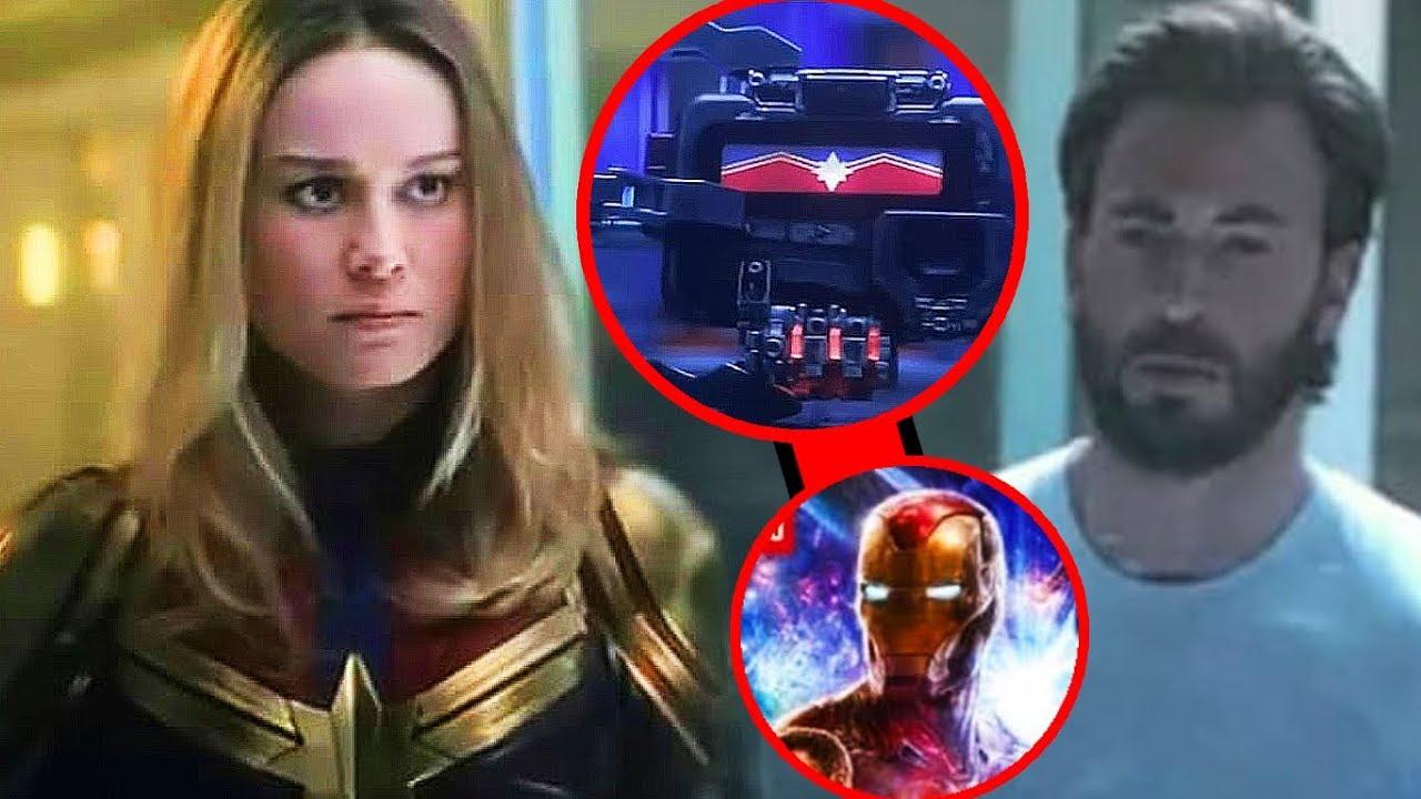 Escenas Post Creditos Capitana Marvel