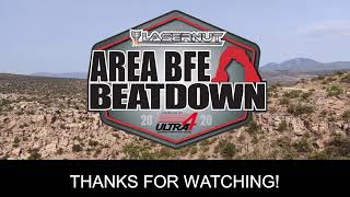 2020 Lasernut Area BFE Beatdown