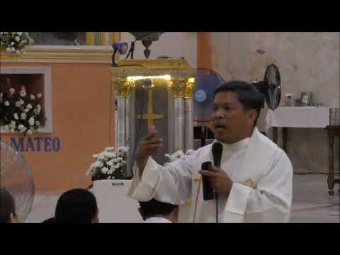 Father Fernando Suarez Healing Mass