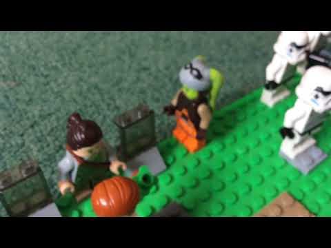 Lego Star Wars Rebels Speeder (week videos) - MyWeb
