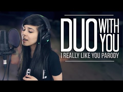 LUNITY - DUO WITH YOU (I Really Like You by Carly Rae Jepsen) | League of Legends Parody