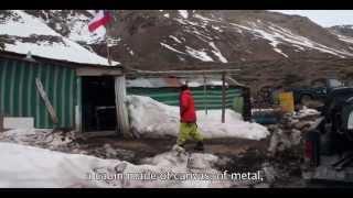 CARPE DIEM S02E04 : Aurélien Routens SNOWBOARD CHILE FREERIDE