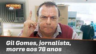 Morre, ao 78 anos, o jornalista Gil Gomes