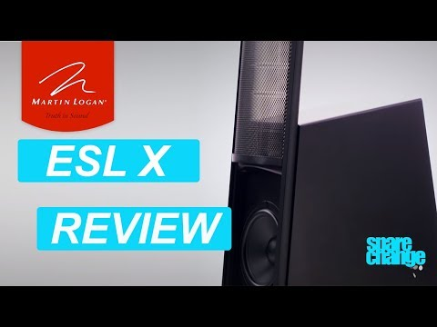 Martin Logan ElectroMotion ESL X Review | SONIC EXCELLENCE !