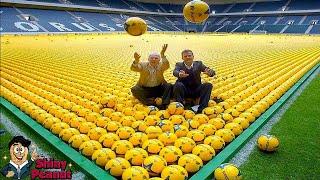 10 Rekor Dunia Sepak Bola yang Mustahil Dipecahkan