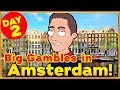 Welcome to the beautiful Netherlands for WPTDS Amsterdam at Holland Casino!