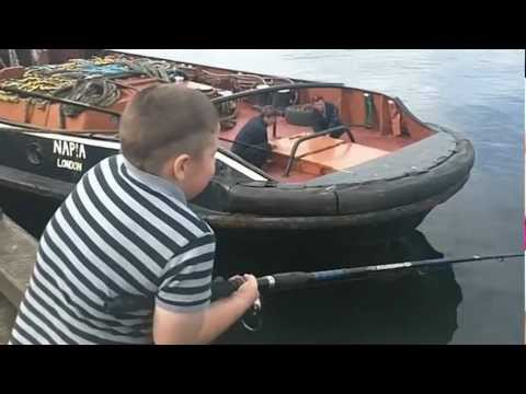 FISHING AND SEALS CAMPBELTOWN SCOTLAND