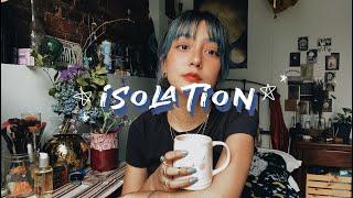 homebody in isolation, art school online .ramblings.