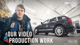 OUR VIDEO PRODUCTION WORK | NEW OFFICE UPDATE | PUBLISHING INSTAGRAM COURSE | DayWithVas 032