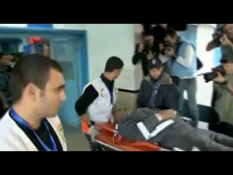 Palestinian Deaths Reach 100, Hamas Leader will not accept Israeli Demands
