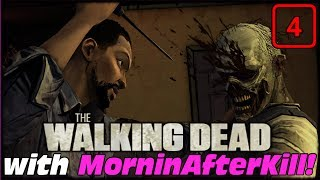 The Walking Dead Season 1 Days Gone By Ep 4! Stealth Zambies, Quick Kill Yourself!
