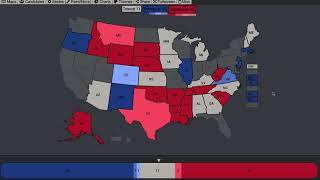 The 2020 Senate Elections as of May 14th, 2019