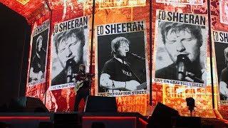 Ed Sheeran - Divide World Tour 2018 Amsterdam [FULL CONCERT]