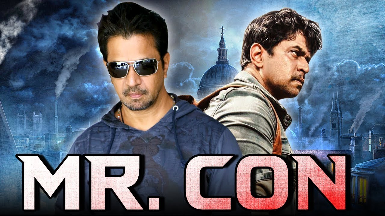 Download Mr. Con 2019 South Indian Movies Dubbed In Hindi Full Movie   Arjun Sarja, Laila, Chaya Singh